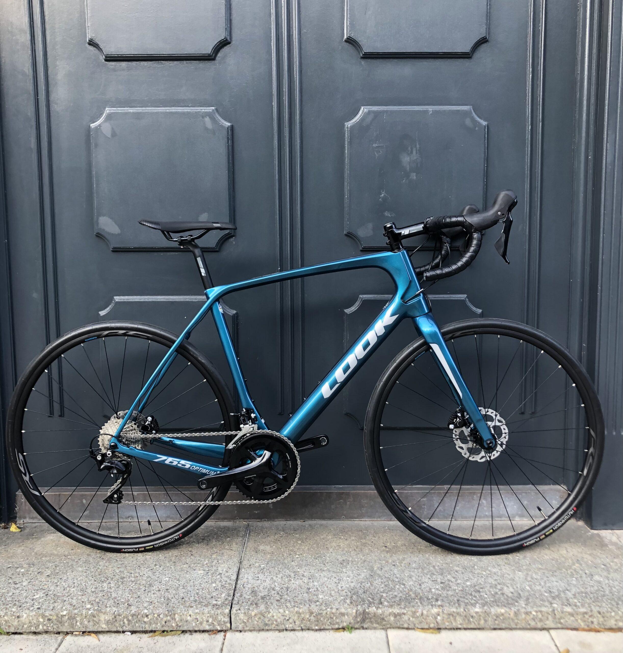 LOOK 765 Optimum in Metallic Blue